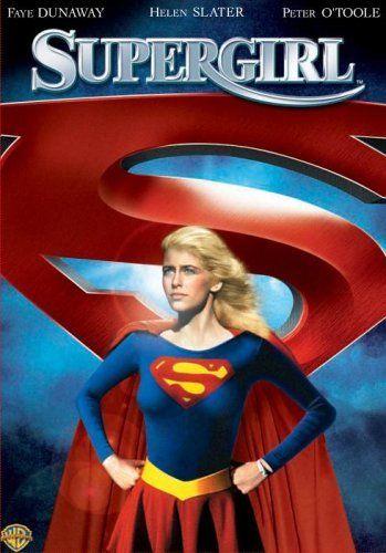 Supergirl [DVD] [1984]:Amazon.co.uk:DVD & Blu-ray