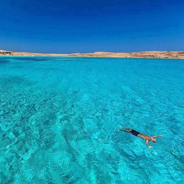 Paradise in Koufonissia, Small Cyclades, Greece