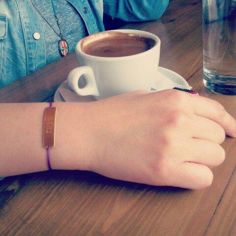 #luck #bracelet by @Prigkipw