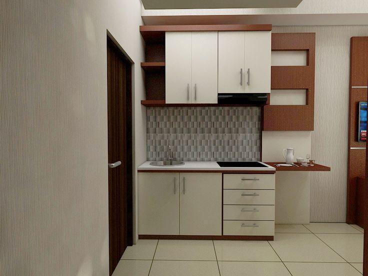 Pantry apartemen
