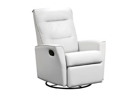 JC Perreault Salon - Inclinable - Elran - Fauteuil ergonomique - Fauteuil ergonomique berçant et inclinable. Fini cuir.