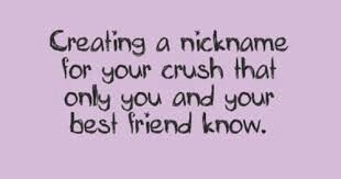 i do this my crush nickname is mr. freckles