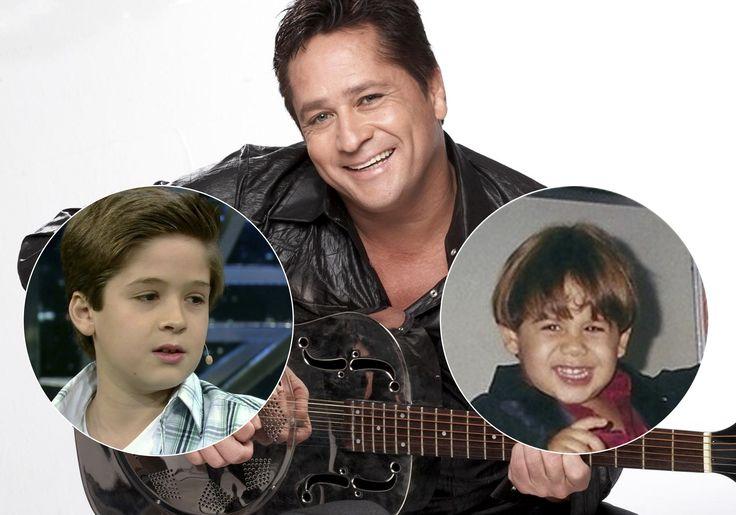 Eles cresceram! Zé Felipe e João Guilherme, filhos do cantor Leonardo, fazem sucesso com as adolescentes