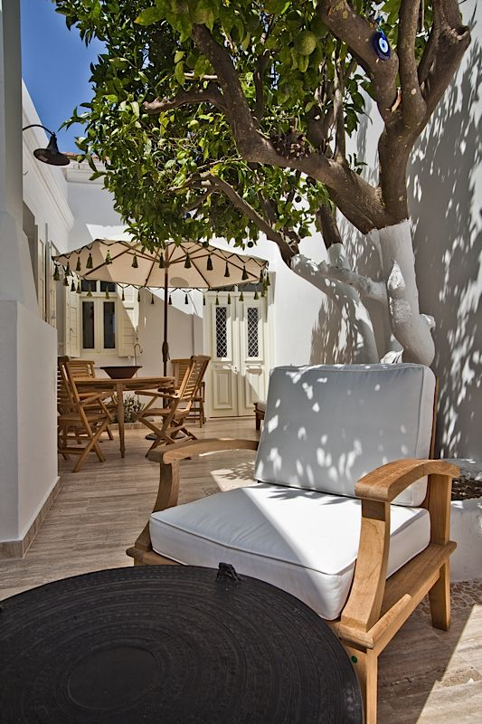 Architecture & Interior design by DESIGN LAB VI, traditional White House in Othos Karpathos, Greece. #designlabvi, #karpathos, #greek living,   Welcome to the orange patio house!  www.designlabvi.com