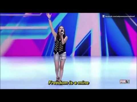 Rachel Crow singing Duffy - Mercy - YouTube