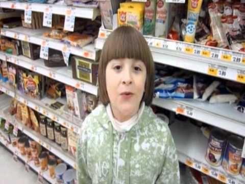 Mi lista de ingredientes - Una visita al supermercado/My list of ingredients - a visit to the supermarket from MisCositasTV