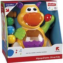 Nenittos Hipopótamo Divertido