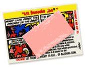 Bazooka® Gum Wrapper Origami: Fold a Shirt & Pants