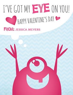 valentine card exchange ideas