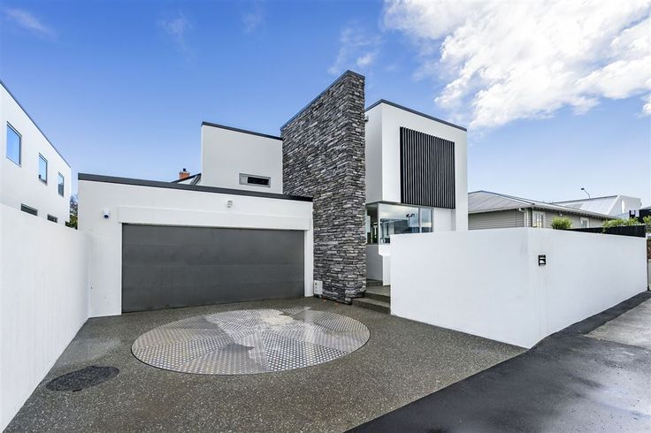 Luxury in Merivale! It's not often you have a property complete with a turntable for your car    Merivale, 37A Rossall Street | Redwood | Harcourts