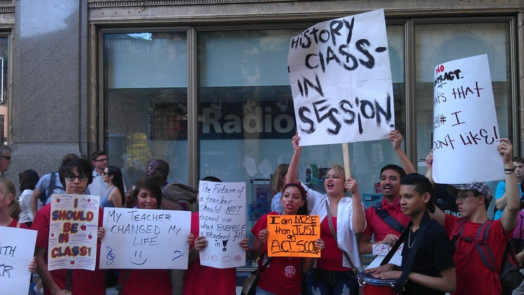 A Beginning List Of The Best Resources On The Chicago Teachers' Strike — Help Me Find More | Larry Ferlazzo's Websites of the Day…