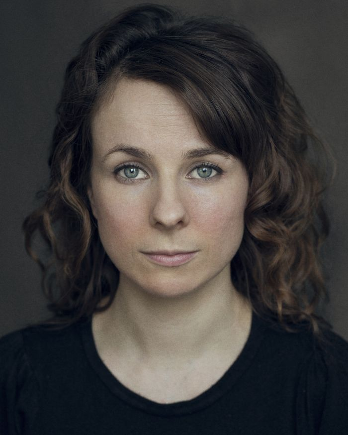 """Cariad Lloyd. Came to my attention when she BURNED Ian Hislop on """"Have I Got News For You"""" on the definition of language."""