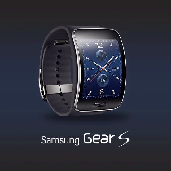 Samsung announces Tizen OS-based Gear S smartwatch - Price, Specifications.