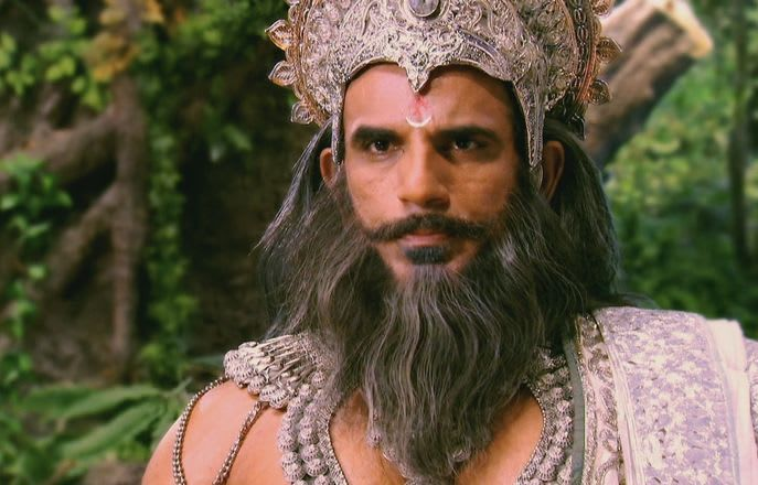 Mahabharat 24 Feb 2014 Bhishma S Threat Bhishma Is Furious At Dhritarashtra For Getting The Pandavas Arrested He Orders The Threat Watch Episodes Soldier
