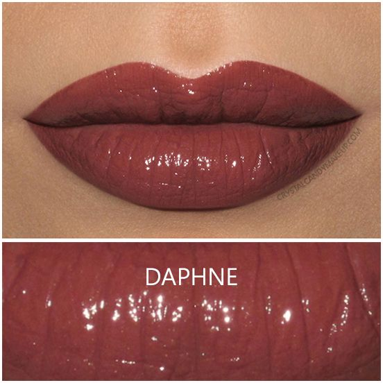 Lise Watier Rouge Intense Suprême Lipstick in Daphne, review and swatch