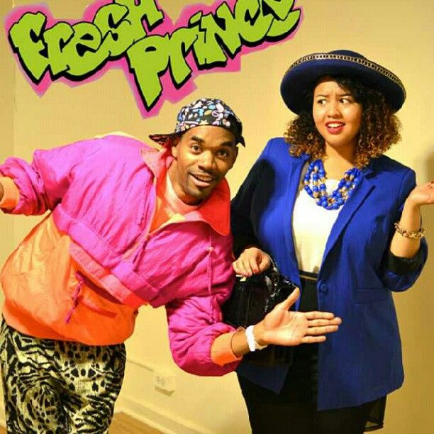 Awesome couple costumes Fresh Prince of Bel Air.  sc 1 st  Pinterest & The 43 best Couples Costumes DIY images on Pinterest | Carnival ...
