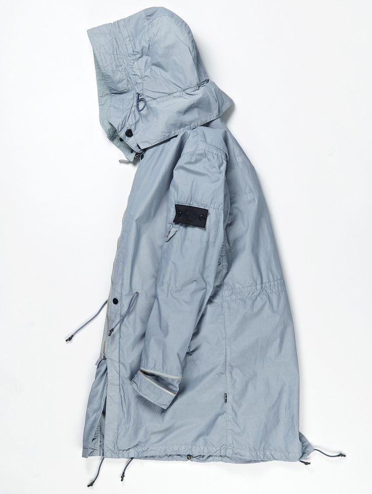 Stone Island Shadow 70504 Fishtail Parka — Freizeit 2013