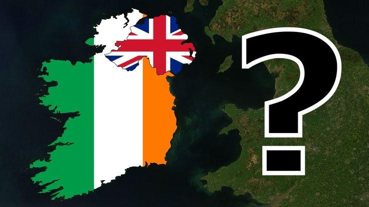 Why Ireland split into the Republic of Ireland & Northern Ireland