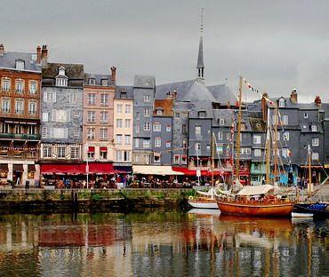 Honfleur - Normandie - France