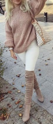 23 Beautiful Classy Women Fall Outfits