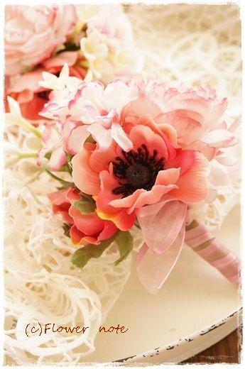 お花と音楽 お子様の発表会の衣装にぴったり! http://ameblo.jp/flower-note/entry-11709688732.html