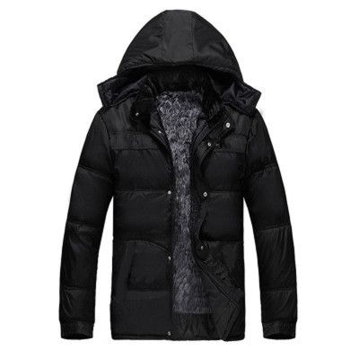 2017 new Autumn and winter cotton padded clothes Mens outfit thickened mens padded cotton padded jacket free shipping