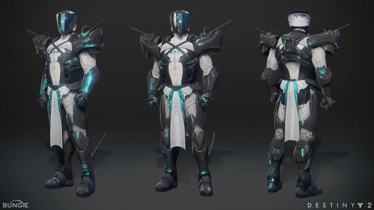 I had so much fun working on the Trials of the nine Titan gear set. Shout out and Thank you to the whole team. Concept by Patrick Bloom