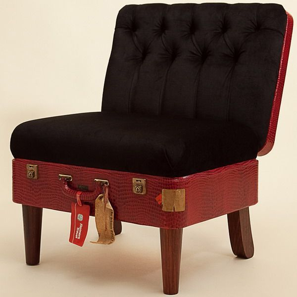 402 best things to do with old luggage images on pinterest for Where to throw away furniture