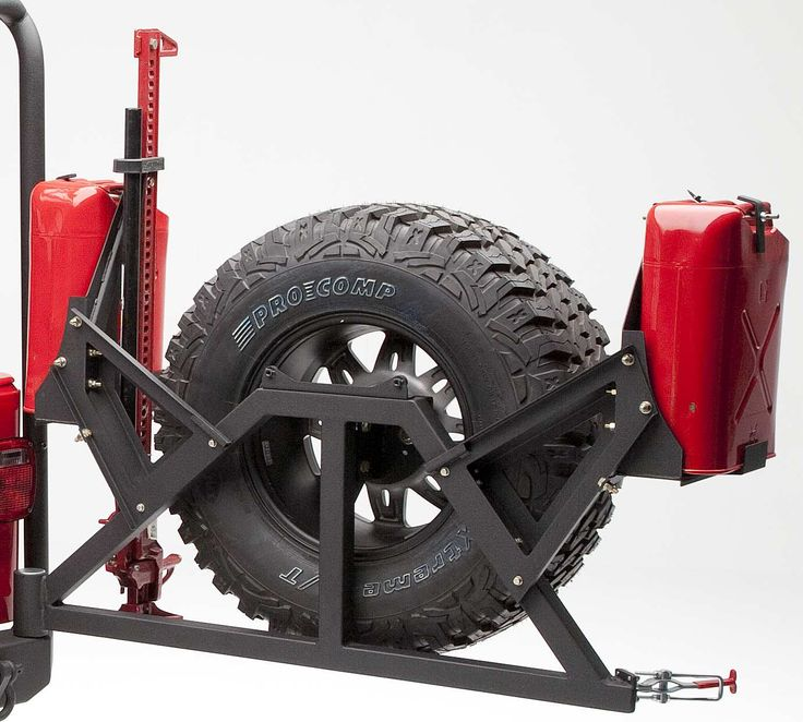 Rear Swing Arm, Jerry Can Racks. I would love to build something like this and mount it to the back of my silverado