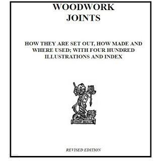 Ah! E se falando em madeira...: livro: As juntas em trabalho de madeira, download gratis no b log