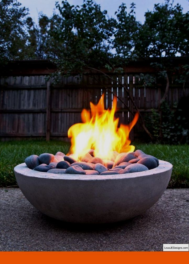 ordinary Diy Fire Pit Pinterest Part - 16: Fire Pit Table Costco Canada. Tip 86226922 #outdoorfireplaces  #backyardfirepits