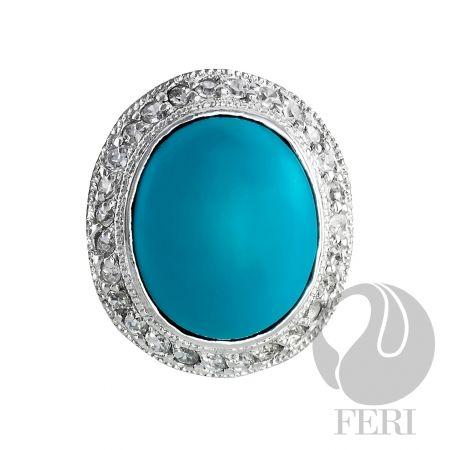 Turquoise Sea Pendant $ 155.00