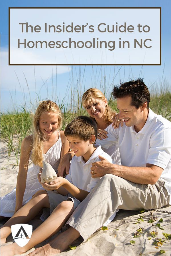 how to start homeschooling in nc