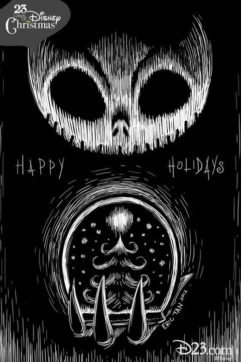 the nightmare before christmas - jack