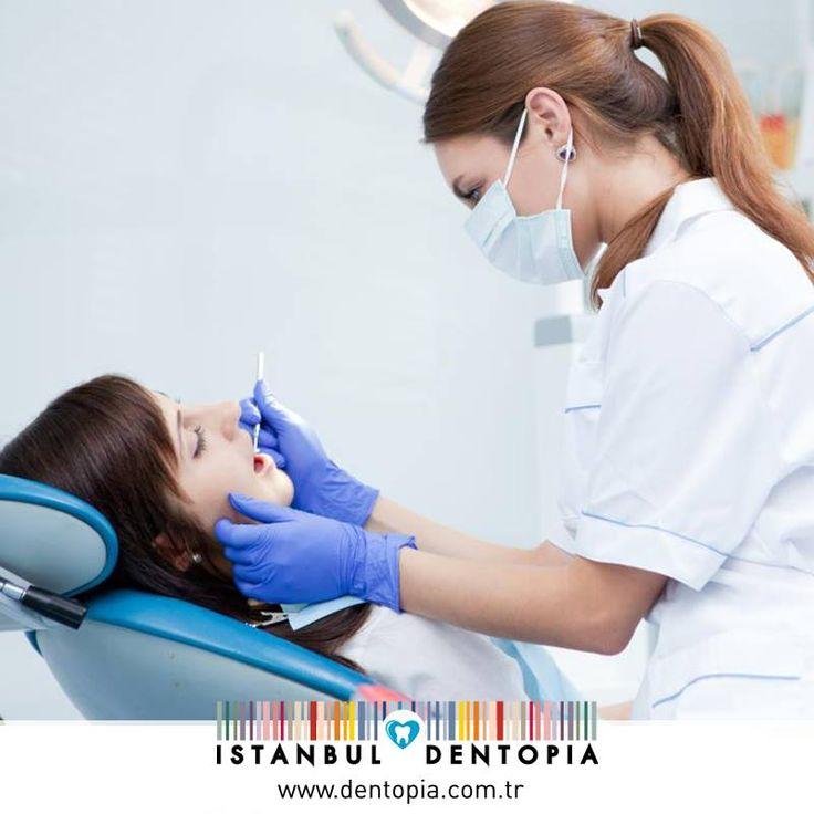 6 ayda bir diş hekimi kontrolüne gidilmediği taktirde, sorun olmadığı düşünülen dişlerdeki ufak problemlerin erken teşhisi imkansızlaşır. Erken tanıyla saptandığında en kolay yolla çözülebilecek diş problemi, ilerleyen zamanlarda daha fazla zaman ve para harcamanıza yol açacaktır.www.dentopia.com.tr