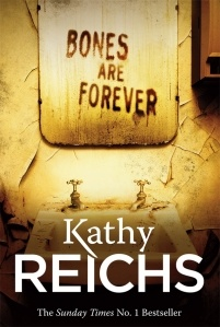Kathy Reichs, bestselling author of Bones Are Forever and creator of TV's 'Bones', answers Ten Terrifying Questions
