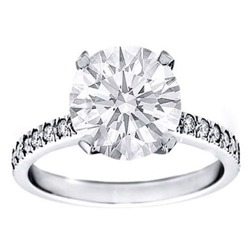 51 Best Rings Images On Pinterest 3 Carat Engagement