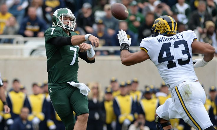 Michigan State QB Tyler O'Connor has no choice but to get level = From a personal perspective, Michigan State coach Mark Dantonio has endured an emotional and disappointing free fall this year. Characterizing it as any anything else would be sugarcoating the matter. In all likelihood, he'll.....