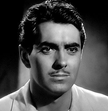 Tyrone Power in The Rains Came  20th Century Fox Legend