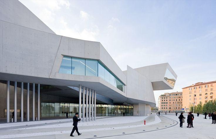 Imagem 8 de 25 da galeria de Museu MAXXI / Zaha Hadid Architects. © Iwan Baan
