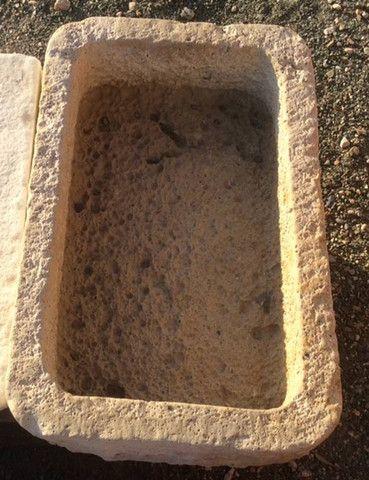 126 best lavabos de piedra images on pinterest stone - Lavamanos de piedra ...