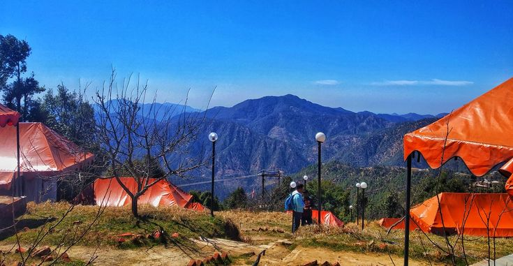 Mussoorie | Tree camping, Camping photography, Cool places ...