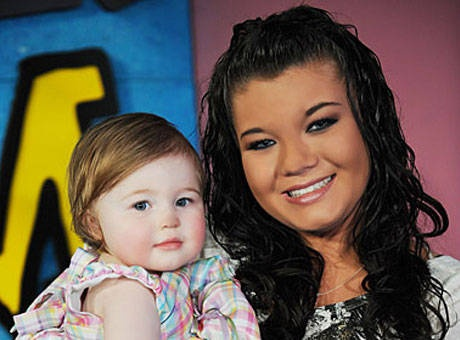 Should Teen Mom Amber Portwood Get Joint Custody of Baby Leah?