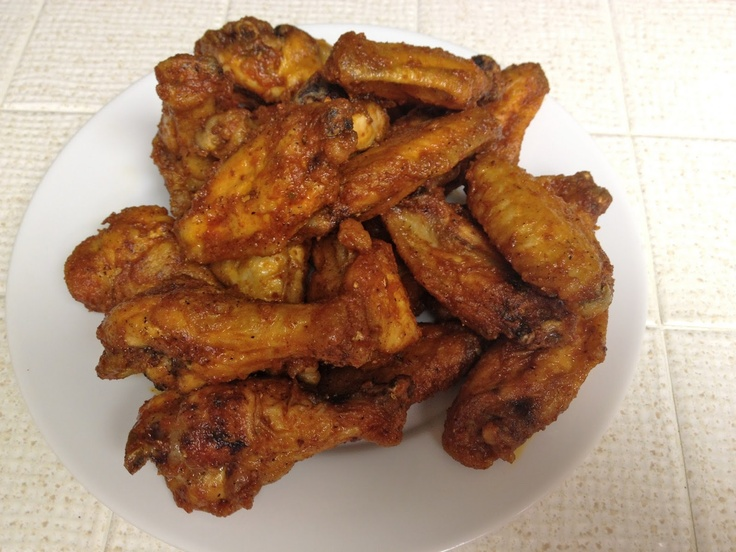 Buffalo Wings - Restaurant Style (Made at Home) These wings are amazing and are almost as good as Outback's Kookaburra Wings!
