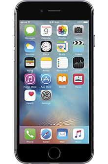 Apple iPhone 6s 32GB in Space Gray