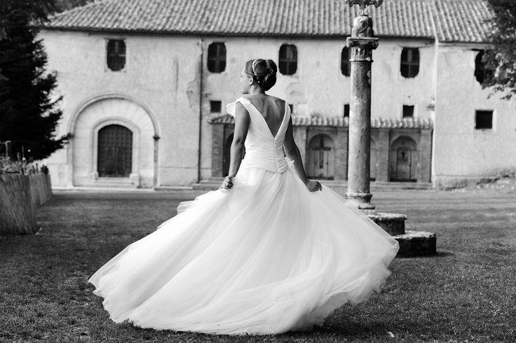 """""""The Royal Wedding"""": Milena and Luciano  Il matrimonio in una boutique: www.amatelier.com l'abito da sposa e non solo."""