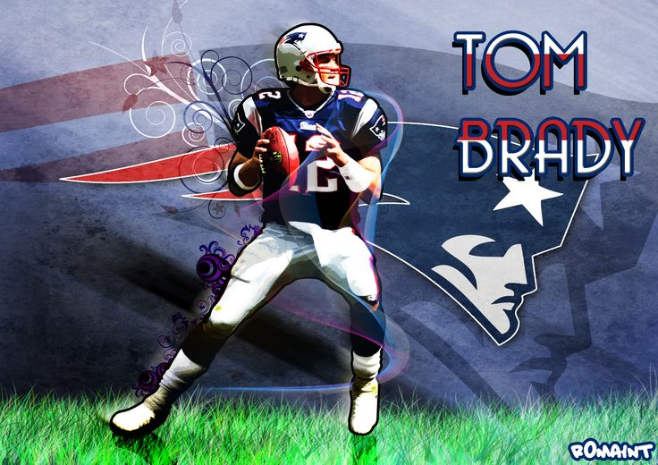 New England Patriots Tom Brady Wallpaper   Free Tom Brady New England Patriots Wallpaper