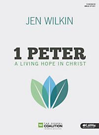 1 Peter Bible Study Book by Jen Wilkin.  Publication Date  2016-01-01 Publisher  LifeWay Christian Resources