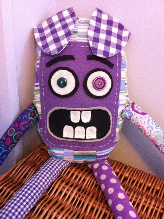 Monster Boris now lives in France :)
