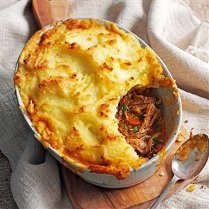 Leftover lamb shepherd's pie Recipe   delicious. Magazine free recipes